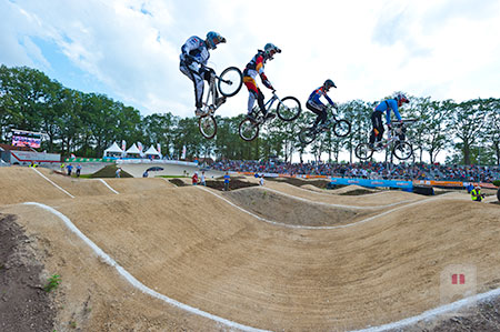 European BMX Championships 2011 Round 5 and 6<br>in Haaksbergen, Netherlands