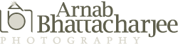 Arnab Bhattacharjee Photography logo