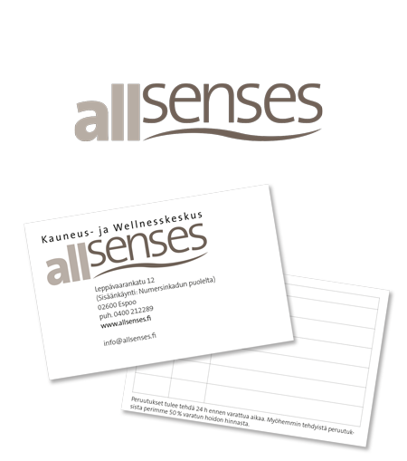 All Senses logo